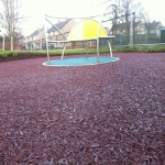 Rubber Wetpour Surfaces in Hampshire 2