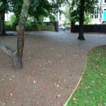 Resin Bonded Rubber Mulch in Carrickfergus 8