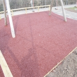 Rubber Wetpour Surfaces in Arreton 9