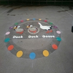Playground Flooring Experts in Abbey Mead 5