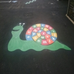 Rubber Wetpour Surfaces in Aberporth 8