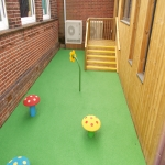 Soft Play Surface Repairs in Abbess End 12