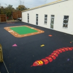 Playground Flooring Experts in Alminstone Cross 12