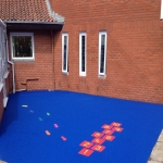 Rubber Wetpour Surfaces in Arley 9
