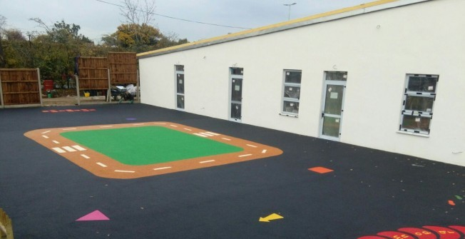 Cost Effective Rubber Flooring in Aberporth